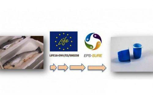 La CE destina 1,5 millones a un proyecto de I+D+i para convertir las cajas de pescado en envases de yogurt